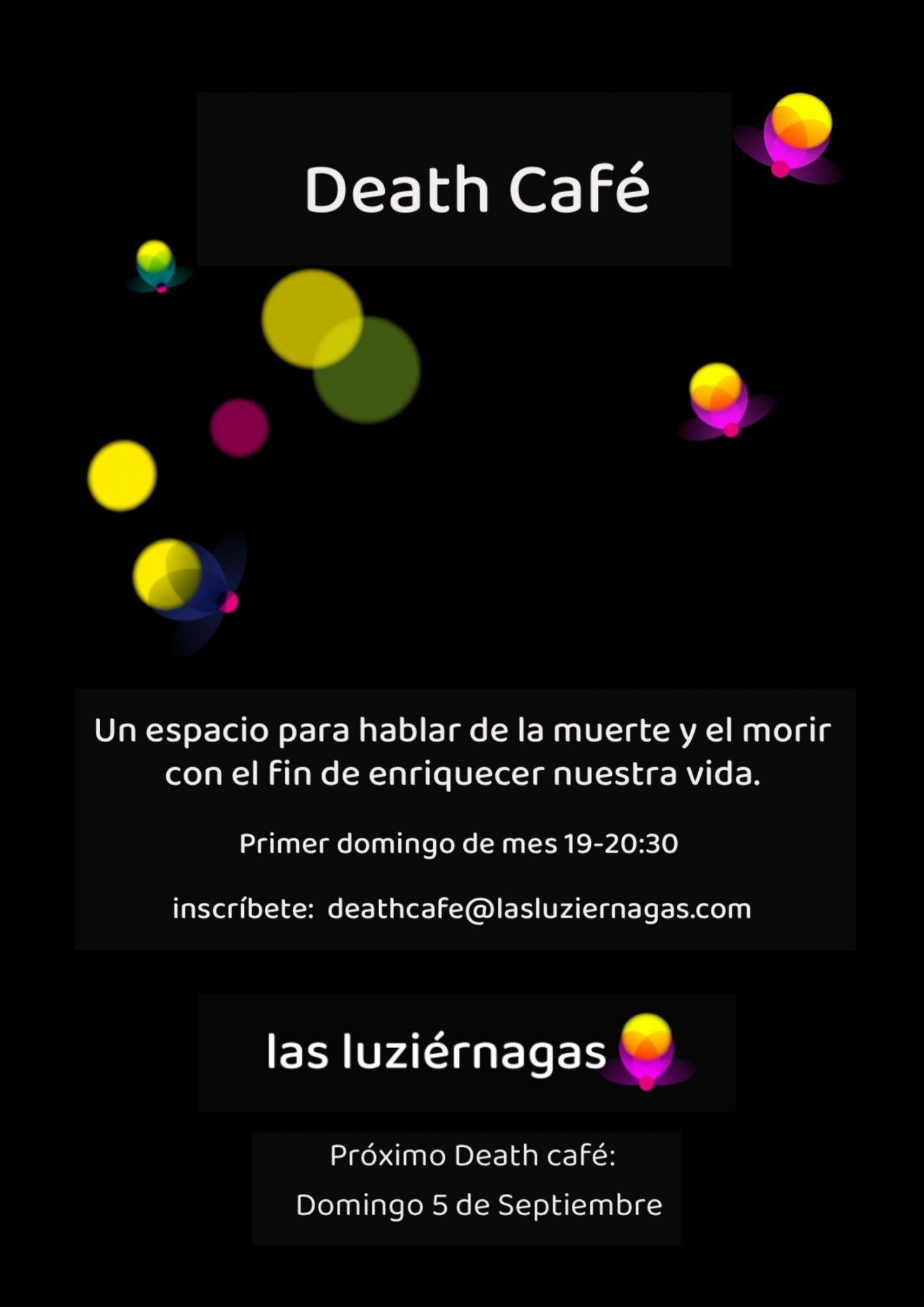 death cafe sara tarlton